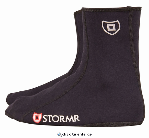 Stormr Neoprene Lightweight Sock - Black