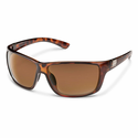 Suncloud Injection Councilman Tortoise Polarized Brown Sunglasses