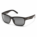 Suncloud Injection Dashboard Black Polarized Gray Sunglasses