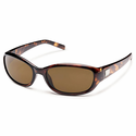 Suncloud Injection Iris Brown Tortoise Polarized Brown Sunglasses