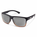 Suncloud Injection Rambler Black Tortoise Fade Polarized Gray Sunglasses