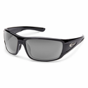 Suncloud Injection Tribute Black Polarized Gray Sunglasses