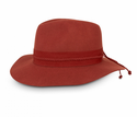 Sunday Afternoons Camille Hat-Crimson