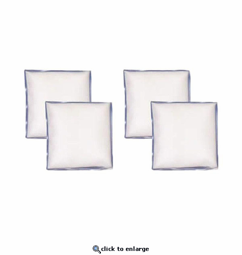 TechKewl Phase Change Cooling Back Wrap - Replacement Insert (5538 - Set of four)