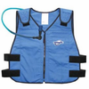 TechKewl Phase Change Cooling Vest with Hydration System