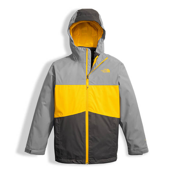 c98878e0ee13 The North Face Boys Chimborazo Triclimate - The Warming Store