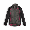 The North Face Girls Tech Glacier Full Zip