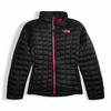 The North Face Girls Thermoball Full Zip Jacket