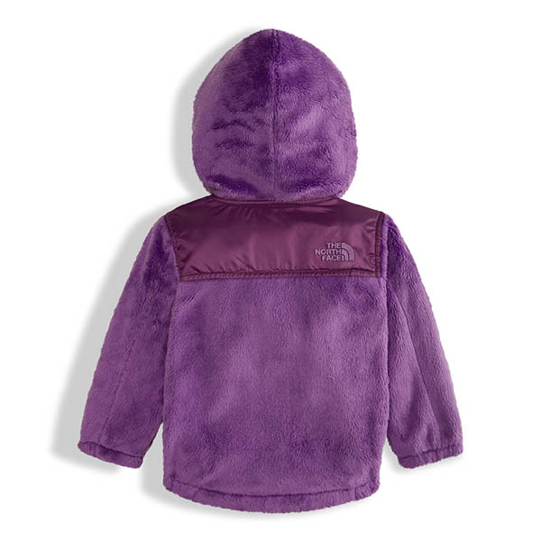 fff741903 reduced north face girls oso hoodie metallic silver 64ff2 d6af5