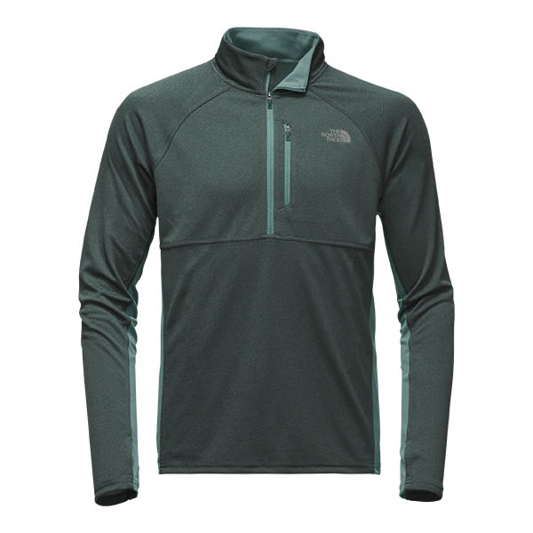 8908c77dc1ed The North Face Men s Ambition 1 4 Zip - The Warming Store