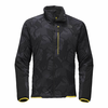 The North Face Men's Ventrix Jacket - Black Disrupt Camo Print/Acid Yellow