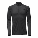 The North Face Men's Wool Baselayer Long-Sleeve Zip Neck
