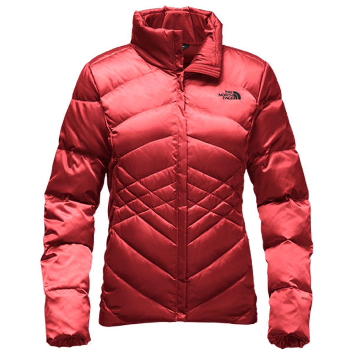 4476110b7 The North Face Women's Aconcagua Jacket - Red - The Warming Store