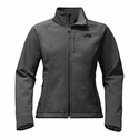 The North Face Women's Apex Bionic 2 Jacket - Dark Grey Heather