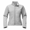 The North Face Women's Apex Bionic 2 Jacket - Light Grey Heather/Mid Grey