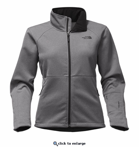 The North Face Women's Apex Risor Jacket - Medium Grey Heather