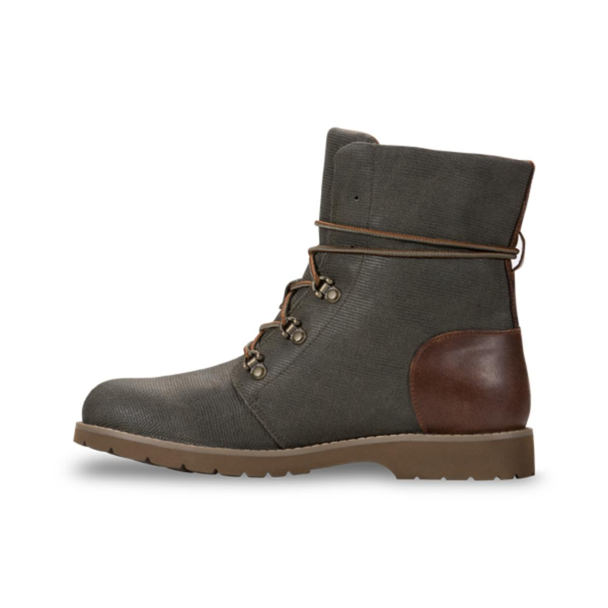The North Face Womens Ballard Lace Ii Coated Canvas Boot