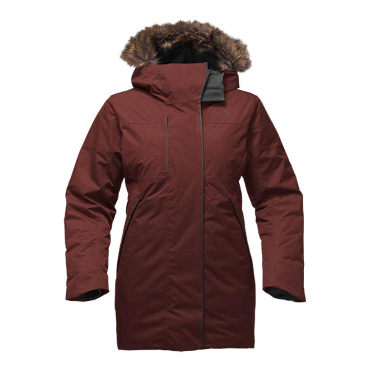 The North Face Womens Far Northern Waterproof Parka Jacket