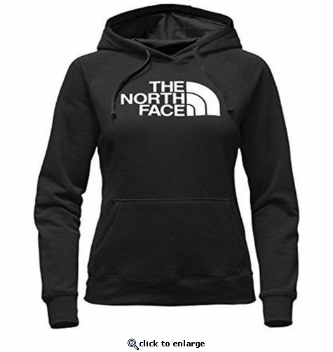 The North Face Women's Half Dome Hoodie - Black/White