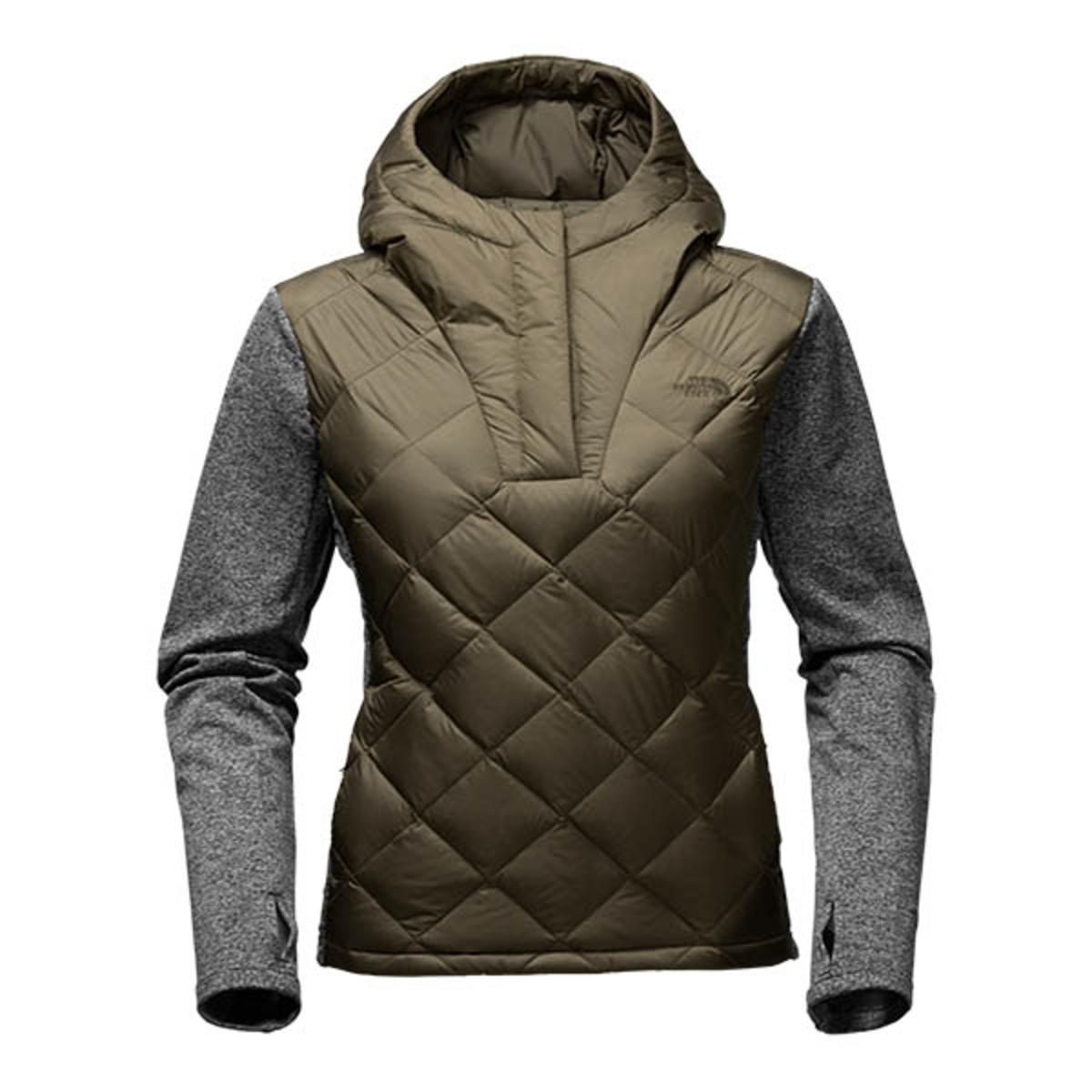 38b3e9966d88 The North Face Women s Harway Hybrid Pull-Over - The Warming Store
