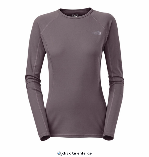 The North Face Women's Light Long Sleeve Crew Neck