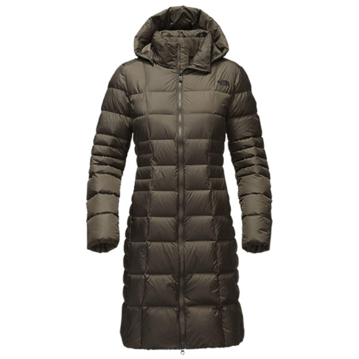 41683ecd9c The North Face Women s Metropolis Parka II Jacket - New Taupe Green - The  Warming Store