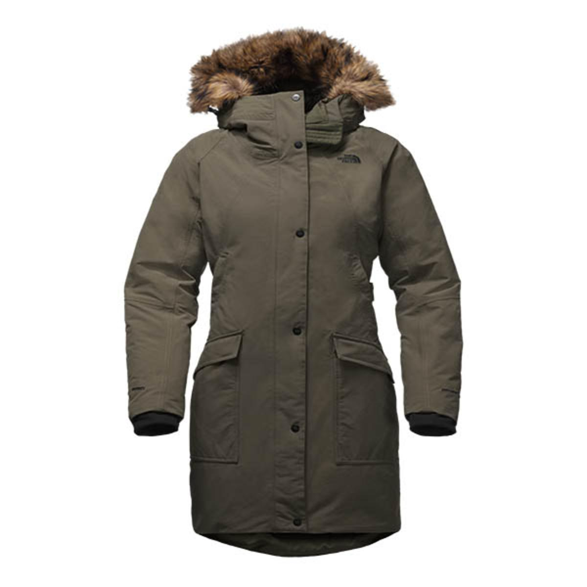 The North Face Womens Outer Boroughs Parka Jacket