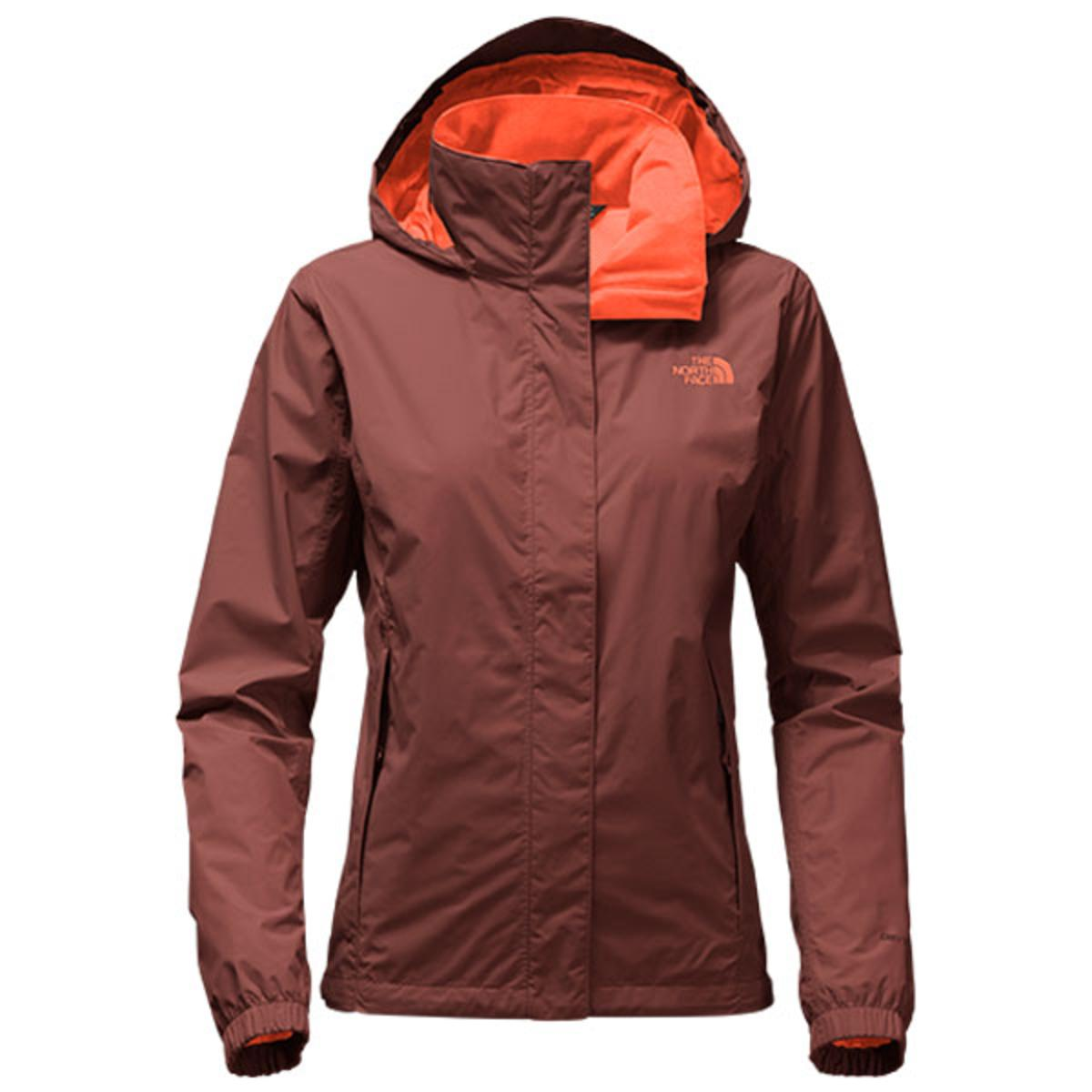 The North Face Women s Resolve 2 Jacket - Sequoia Red - The Warming ... 62e71d812