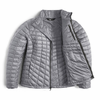 The North Face Women's Thermoball Full Zip - Mid Grey