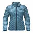 The North Face Women's Thermoball Full Zip - Provincial Blue