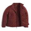 The North Face Women's Thermoball Full Zip - Sequoia Red Matte