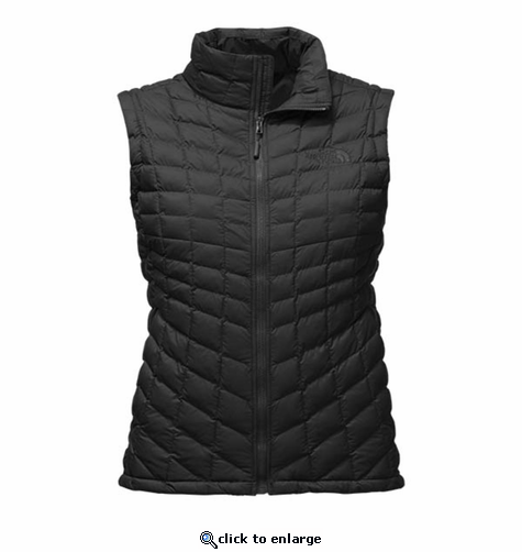The North Face Women's Thermoball Vest - Black Matte