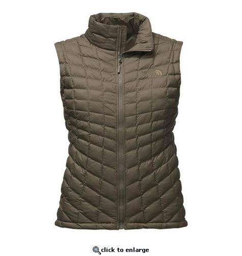 The North Face Women's Thermoball Vest - New Taupe Green Matte