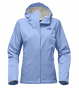 The North Face Women's Venture 2 Jacket Collar Blue