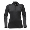 The North Face Women's Wool Baselayer Long Sleeve Zip Neck