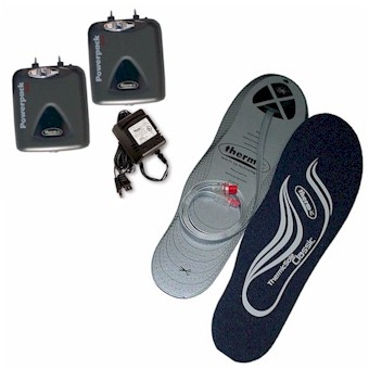 Therm-ic ThermicSole Classic, PowerPack Max
