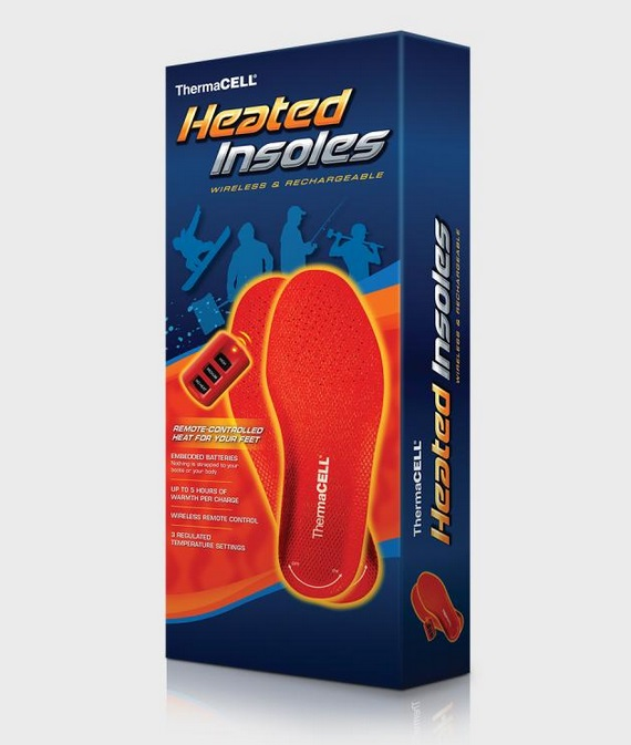 THERMACELL THS01-XL Remote Controlled Heated Soles XL