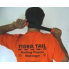 Tiger Tail 22 Inch Rolling Massager