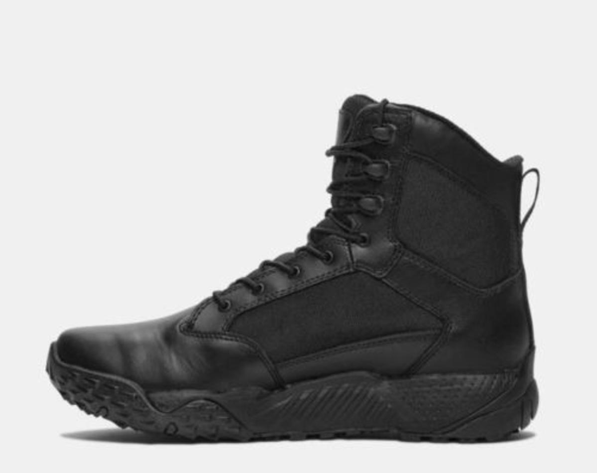 Todopoderoso Desfavorable Alérgico  Under Armour Stellar Men's Tactical Boots - The Warming Store