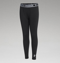 Under Armour Boy's UA ColdGear Armour Fitted Legging