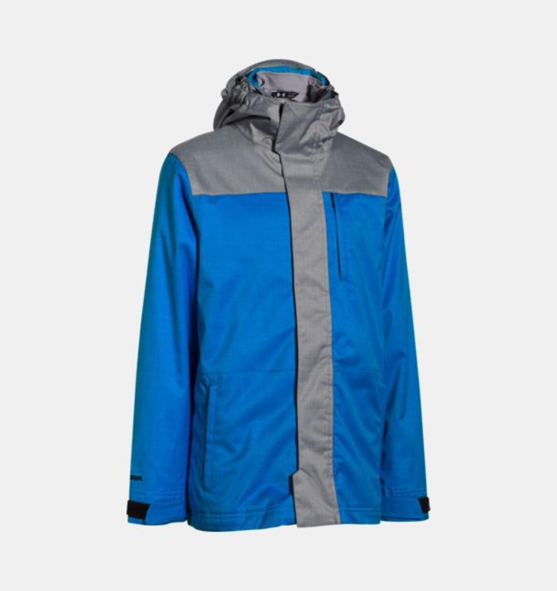 under armour 3 in 1 jacket. under armour boy\u0027s ua storm coldgear infrared wildwood 3-in-1 jacket - the warming store 3 in 1 p