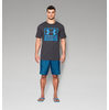 Under Armour Men's UA Bergwind Board Short - Electric Blue/Electric Blue