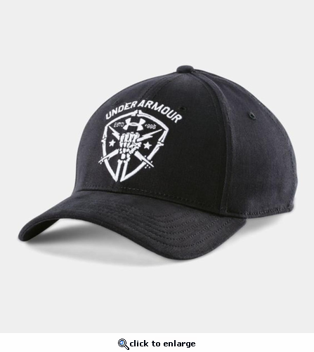 20a705dcc6f Under Armour Men s UA Freedom Lightning Cap - The Warming Store