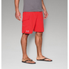 Under Armour Men's UA HIIT Board Short - Rocket Red/Amalgam Gray