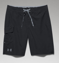 Under Armour Men's UA HIIT Board Short - Ultra Blue/Overcast Gray