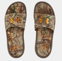 Under Armour Men's UA Ignite Camo Slide Sandals