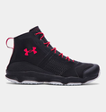 Under Armour Men's UA SpeedFit Hike Boots - Black/White/Red