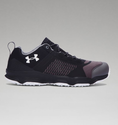 Under Armour Men's UA SpeedFit Hike Low Boots - Black/Charcoal/White