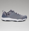 Under Armour Men's UA SpeedFit Hike Low Boots - Graphite/Aluminum/Black