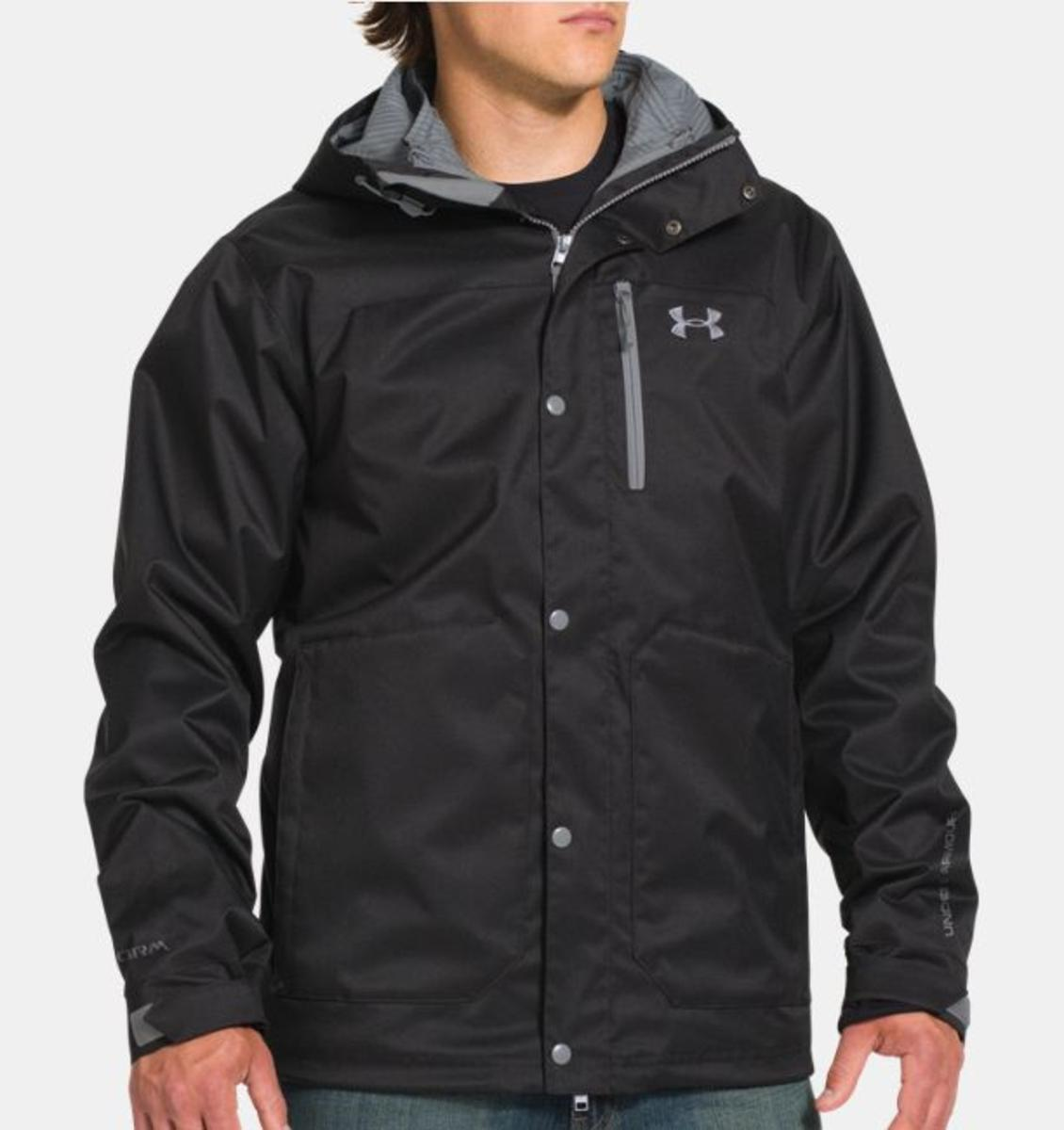 652519c2ed5f Under Armour Mens UA Storm ColdGear Infrared Porter 3-in-1 Jacket